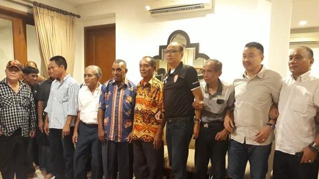 Rahim Soekasah Deklarasikan Diri Menjadi Calon Ketua Umum PSSI 2020