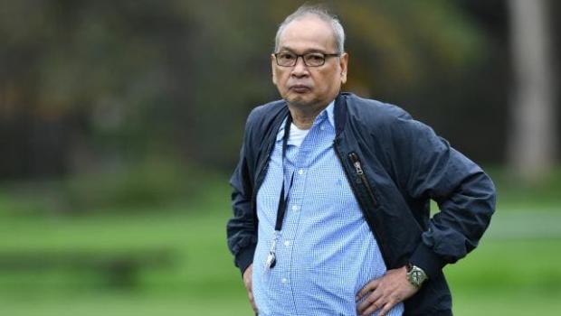 Rahim Soekasah Deklarasikan Diri Menjadi Calon Ketua Umum PSSI