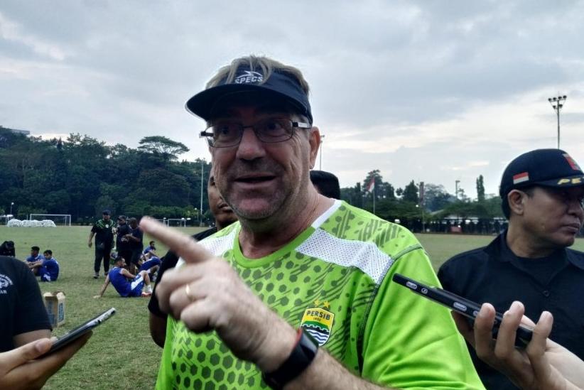 Robert Rene Alberts Persib Bandung