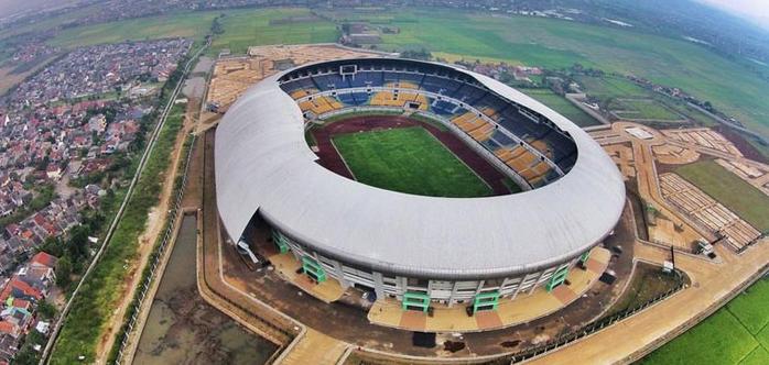 Stadion Gelora Bandung Lautan Api