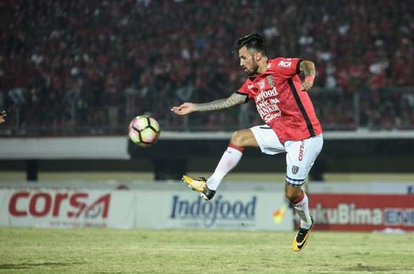 Stefano Lilipaly Bali United