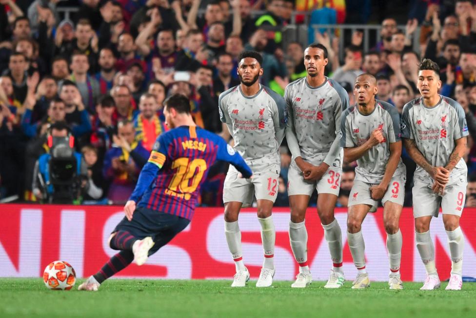 barcelona livpool