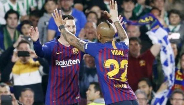 barcelona vs getafe 2019