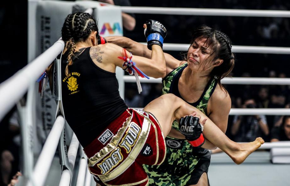 Ajang One Championship Bukan Hanya Diperuntukkan Pria Dan Perempuan Tomboy Saja