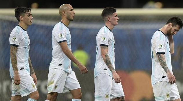 Argentina Melaju Ke Fase Knockout