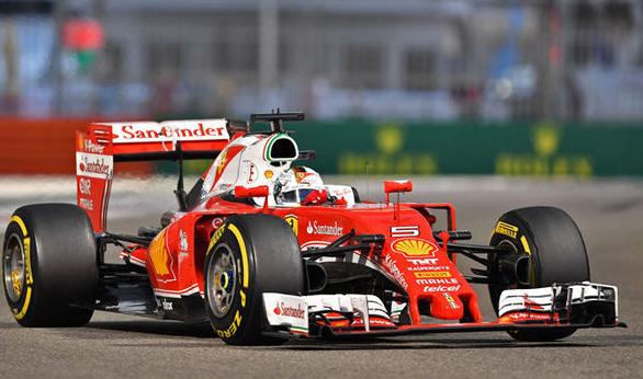 Bersama Dengan Ferrari, Vettel Bagaikan Berada Di Dalam Panci Presto