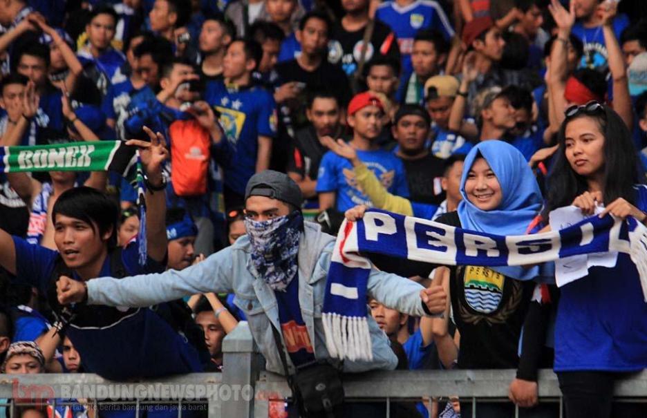Bobotoh Harus Tahu, Berikut Jumlah Tiket Laga Persib Bandung Vs Tira Persikabo