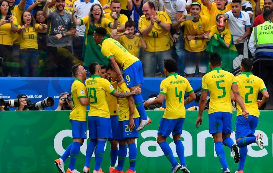 Brasil Berhasil Taklukkan Peru Dengan Skor 5-0