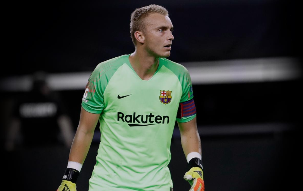 Cillessen mendekat ke Premier League
