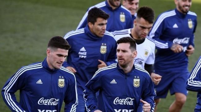 Draft Pertandingan Fase Grup Copa America