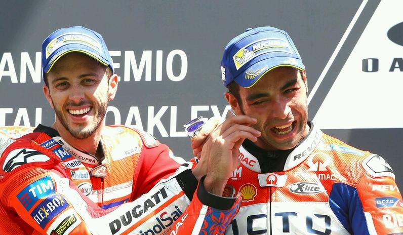 Duo Ducati Masih Membuat Marc Marquez Waswas Jelang MotoGP Catalunya