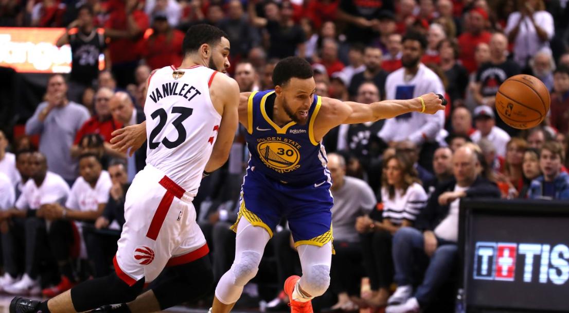 Final NBA 2019 Pertarungan Sengit Raptors Vs Warriors
