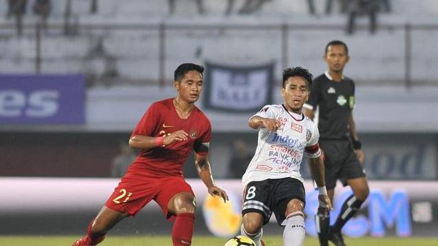 Full Time Bali United Vs Timnas Indonesia U-23, PertandinganTanpa Gol