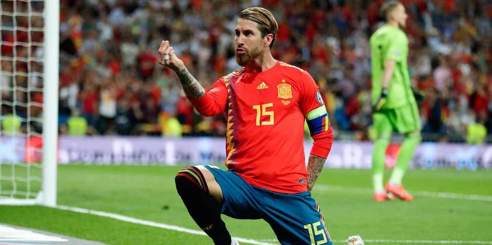 Full Time Spanyol Vs Swedia Skor 3-0 Spanyol Pemuncak Klasemen Grup, Swedia Tak Bergeser Posisi