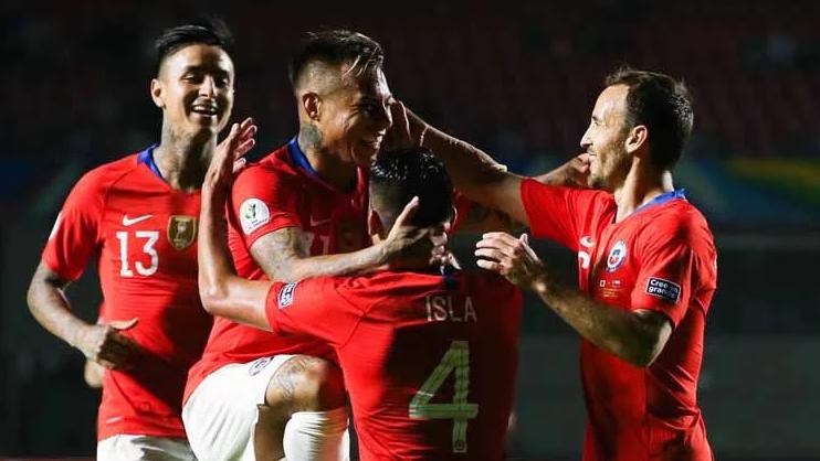 Hasil Copa America 2019 Chile Tumbangkan Jepang 4 Gol Tanpa Balas