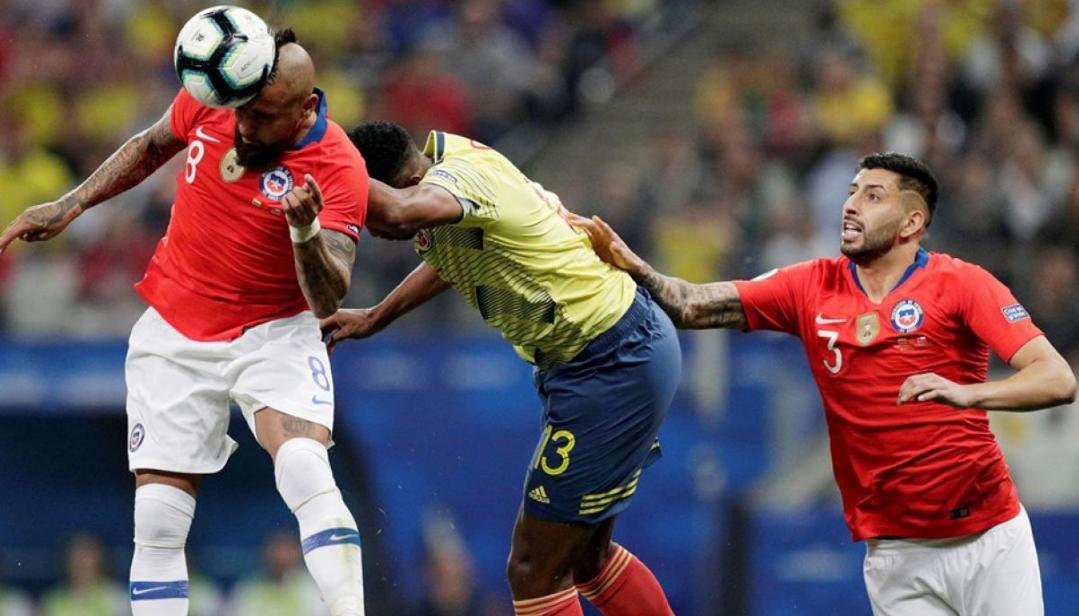 """Hasil Copa America 2019 Sempat Dikerjai """"VAR"""", Akhirnya Alexis Sanchez Bawa Chile Menang"""
