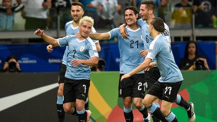 Hasil Copa America Sukses Kalahkan Chile, Uruguay Jadi Juara Grup