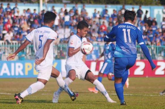 Hasil Pertandingan Liga 2 Persib B Babak Belur Di Markas PSCS Cilacap