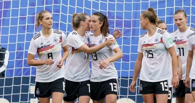 Hasil Pertandingan Piala Dunia Wanita 2019 Jerman Berhasil Tumbangkan Spanyol