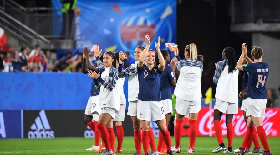 Hasil Pertandingan Piala Dunia Wanita Prancis Pulangkan Brasil