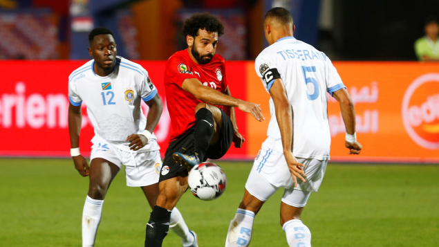 Hasil Piala Afrika Mohamed Salah Sukses Antar Mesir Ke Perempat Final