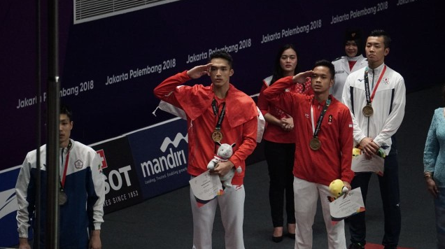 Indonesia Open 2019 Jonatan Dan Anthony Diharapkan Tampil Gemilang Seperti Asian Games 2018