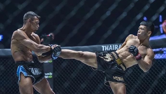 Inilah Duel Paling Menarik Dalam Kompetisi One Championship Legendary Quest Di Shanghai