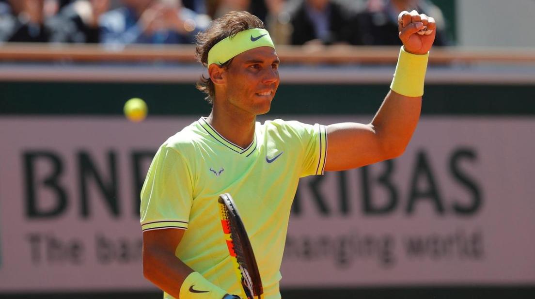 Inilah Jumlah Uang Yang Diterima Rafael Nadal Dari 12 Gelar Prancis Terbuka