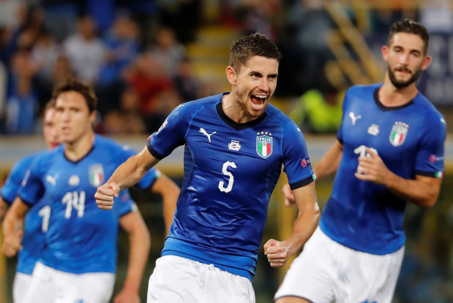 Italia Pemuncak Klasemen Euro 2020