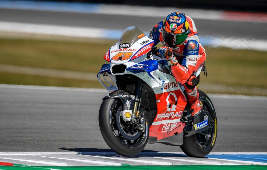 Jack Miller Lebih Memilih Bertahan Di Pramac Daripada Harus Rehat Dari MotoGP 2019