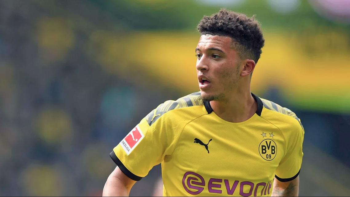 Jadon Sacho (Borussia Dortmund)