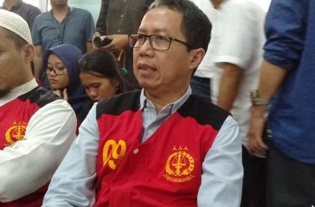 Jokdri Lakukan Pembelaan Dalam Sidang Kasus Perusakan Barang Bukti