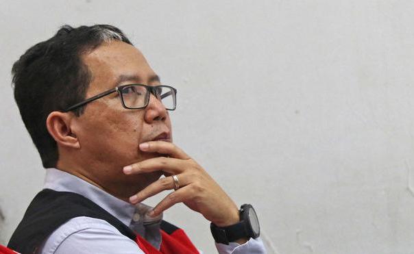 Joko Driyono Lakukan Pembelaan Dalam Sidang Kasus Perusakan Barang Bukti