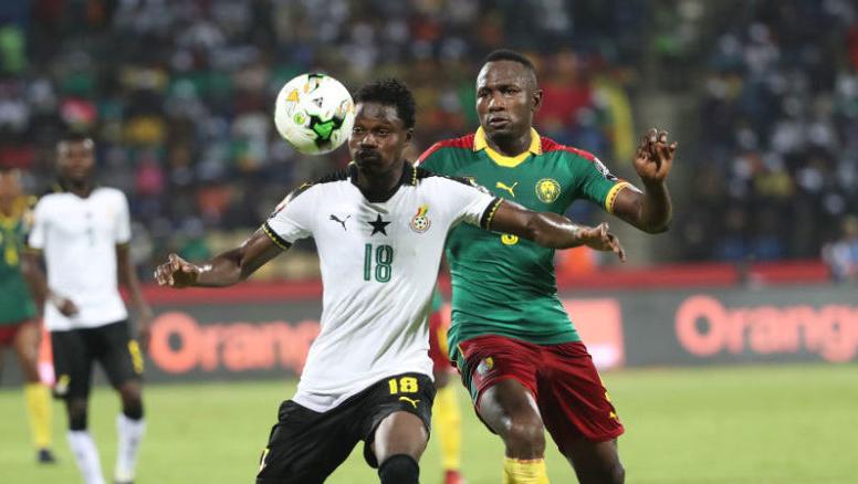 Kamerun vs ghana