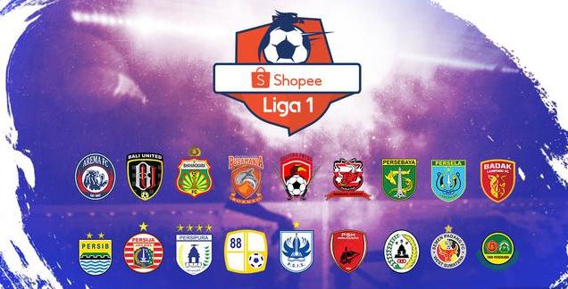 Klasemen Shoppe Liga 1 2019 Tim Promosi Ramaikan Papan Tengah Klasemen