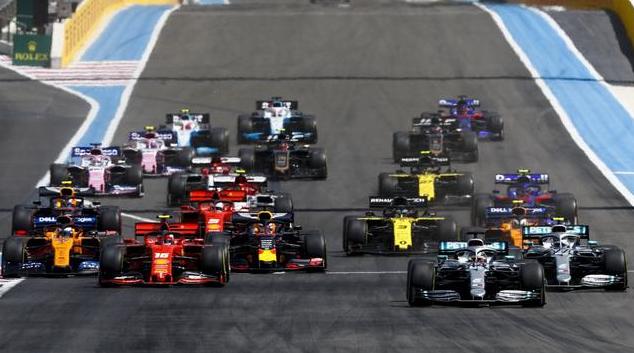 Lewis Hamilton Berhasil Menjadi Juara Di GP Prancis 2019