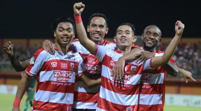 Madura United di janjikan bonus