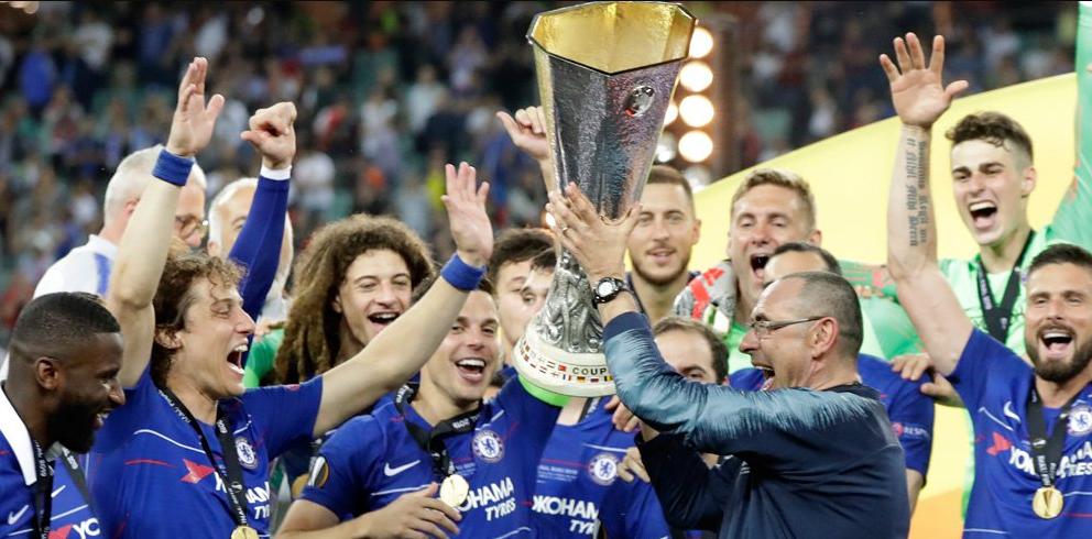 Maurizio Sarri resmi menjadi pelatih Juventus
