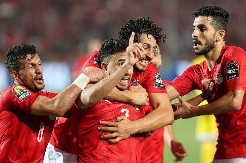 Mesir Buka Turnamen Dengan Kemenangan Atas Zimbabwe