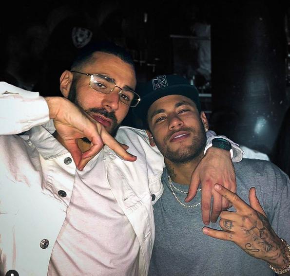 Neymar dan Karim