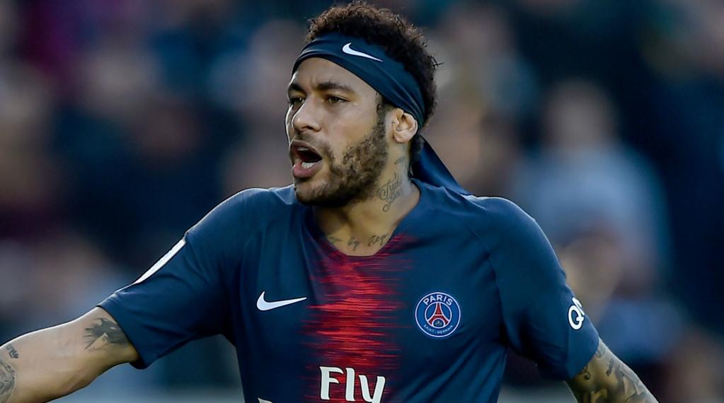Neymar ingin kembali ke barca