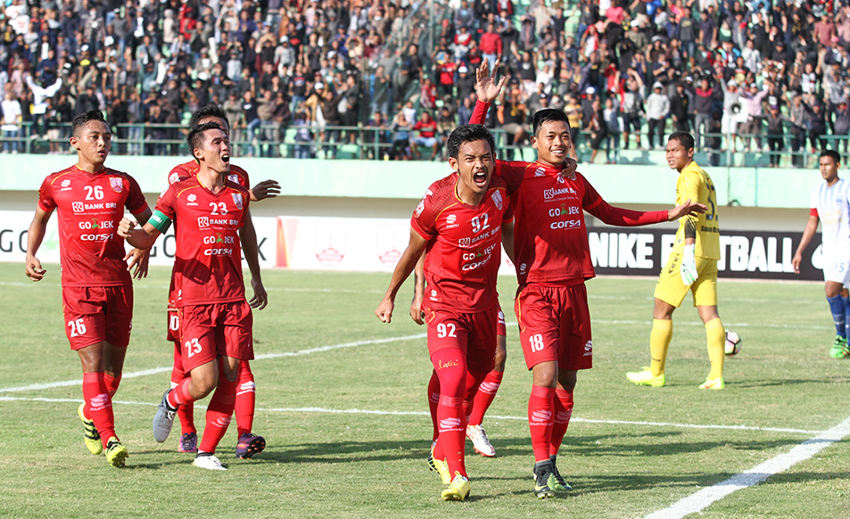 Persis Solo 2019