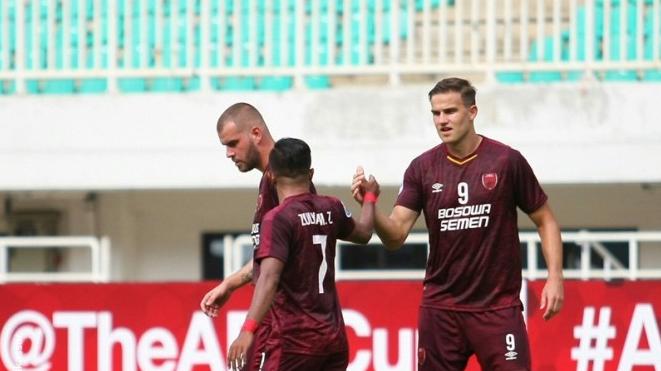 Piala AFC 2019 Tak Ingin Pulang Dengan Tangan Kosong, PSM Bawa 3 Striker Ke Vietnam
