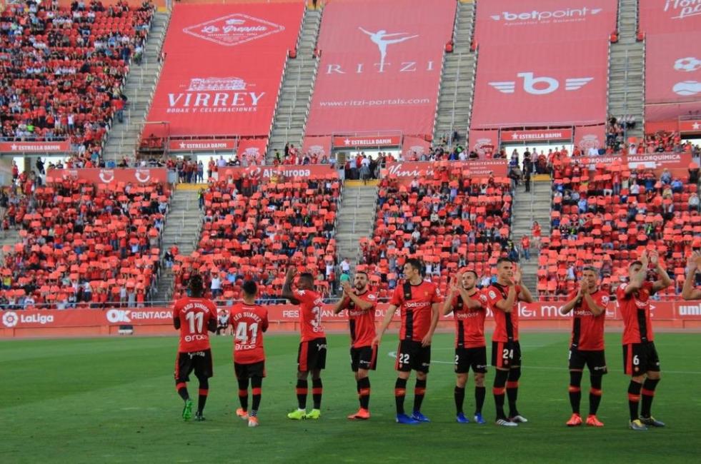 Real Mallorca promosi ke la liga