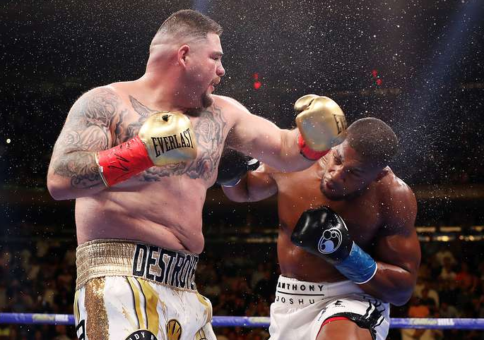 Rematch Kontra Anthony Joshua Vs Andy Ruiz Jr Mulai Temui Titik Terang
