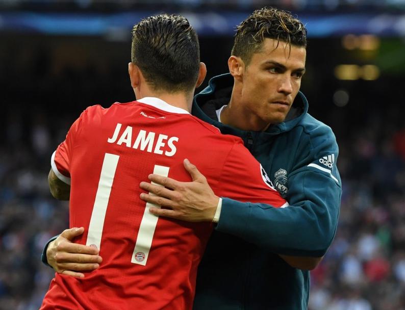 Ronaldo inginkan jems