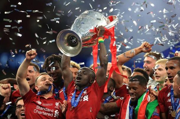 Sadio Mane Rela Tukar Trofi Liga Champions Demi Gelar Piala Afrika 2019