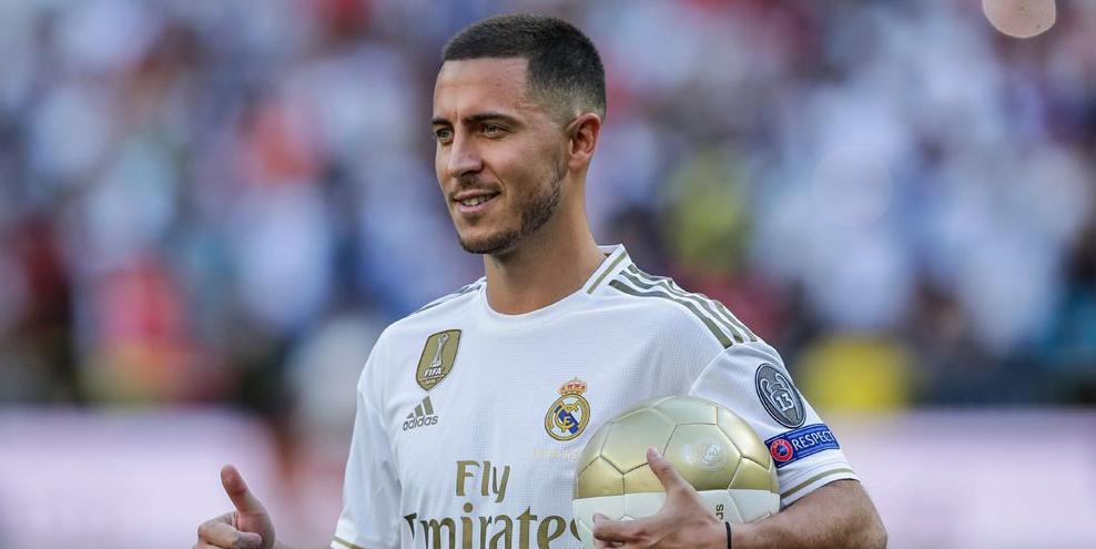 Sebanyak 50 Ribu Fans Melihat Perkenalan Eden Hazard Namun Masih Kalah Jauh Dari Ronaldo
