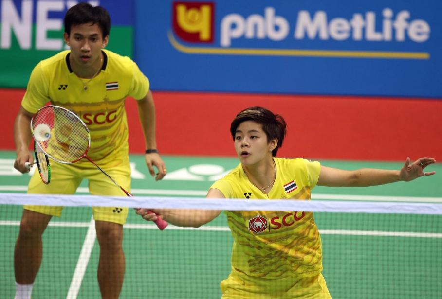 Selain Olimpiade 2020, Ganda Campuran Thailand Incar Ambisi Lain