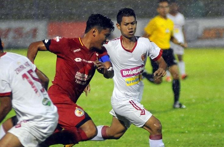 Semen Padang vs Badak Lampung